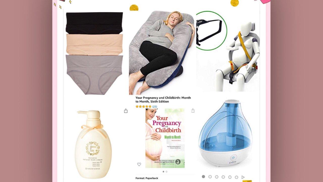 For准妈妈们:孕中晚期的几件好物分享🤰