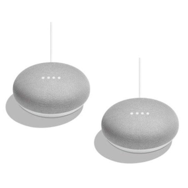 Home Mini 智能音箱 2个装