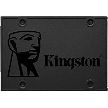 "Kingston A400 240GB SATA 3 2.5"" 内置固态硬盘"