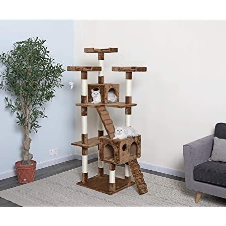 猫树猫爬架 72英寸