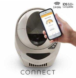 Litter-Robot Open Air Connect | Automatic Litter Box