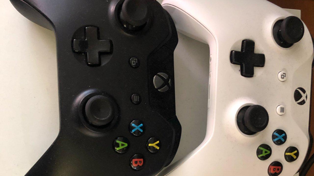 三款游戏手柄测评Xbox one, stadia, 平价switch pro