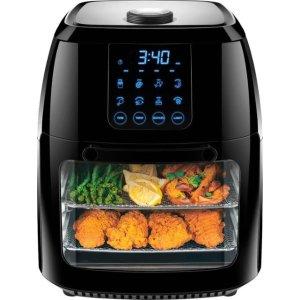Chefman 6升多功能 数字空气炸锅小烤箱
