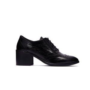Leanne Black Leather – L'INTERVALLE