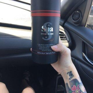 【众测】SPA treatment暗黑瘦身水