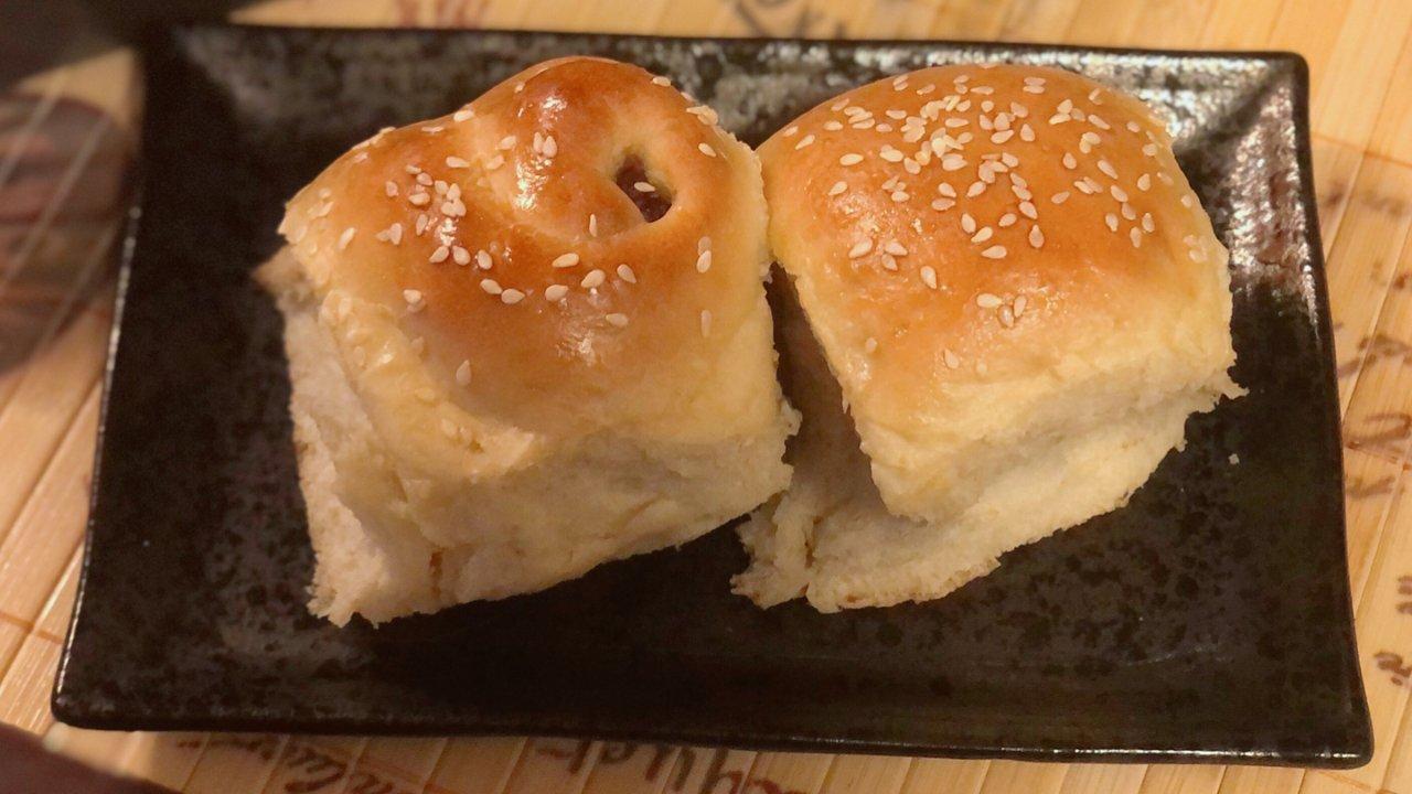 【新手实证成功率超高✌️】小高姐版基础餐包&变化版红豆餐包