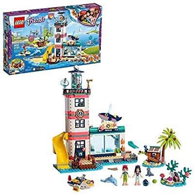 LEGO 乐高Friends 灯塔救援中心 6折好价赶紧收