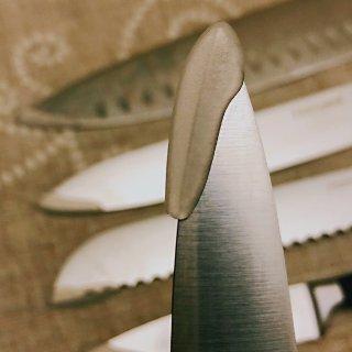 厨房里的冷兵器,homgeek厨刀助你游刃有余