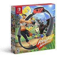Nintendo Switch 健身环大冒险 游戏套装, 包含肥宅快乐环