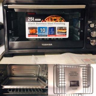 有了这款东芝烤箱,你也可以成为美食达人