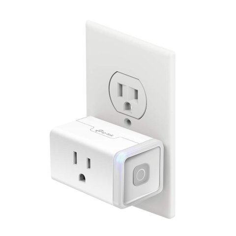 Kasa Smart Plug by TP-Link Smart Home Wi-Fi Outlet