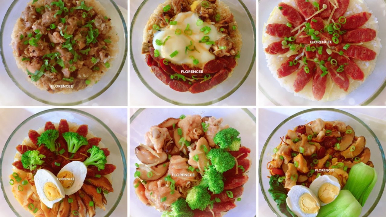 Instant Pot 快手美食|多款一锅出美味蒸饭,每天一款不重样!