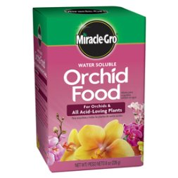 Miracle-Gro Water Soluble Orchid Food 8-oz Indoor Plant Food at Lowes.com