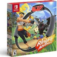 Nintendo 《健身环大冒险》Switch 实体版, 新用户福利