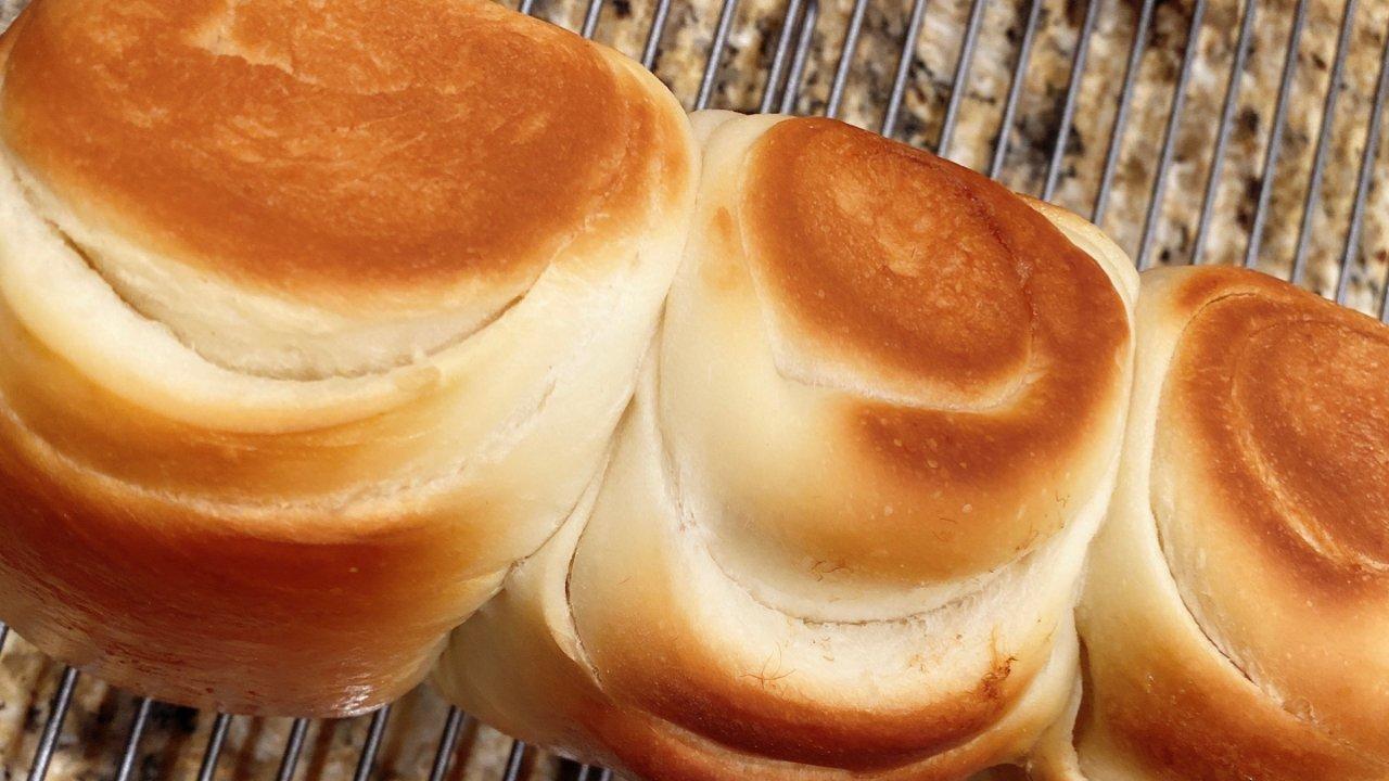 燃烧盛夏 烤吧烤吧!超拉丝又柔软吐司面包!