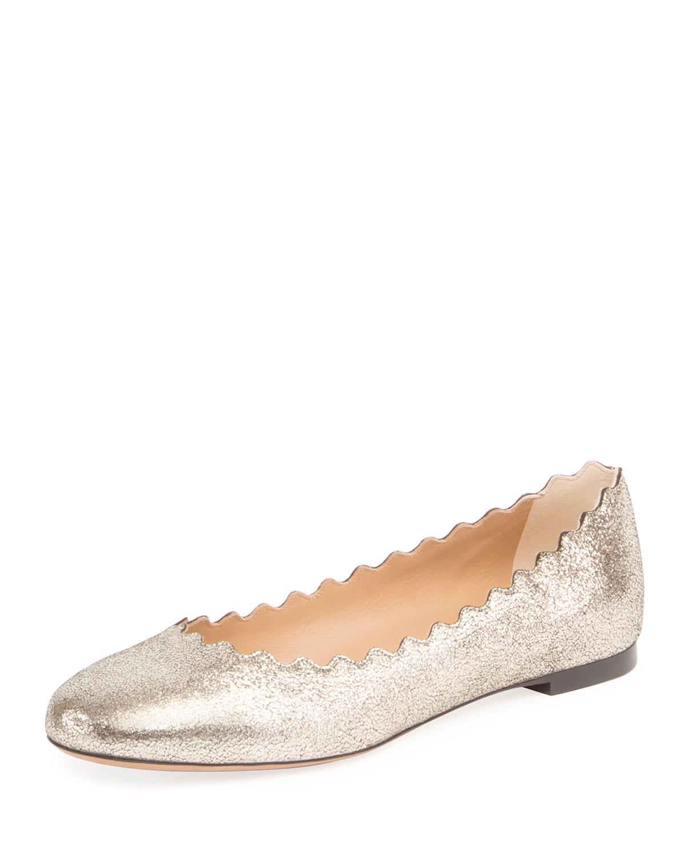 Chloe 经典芭蕾鞋半价!Neiman Marcus