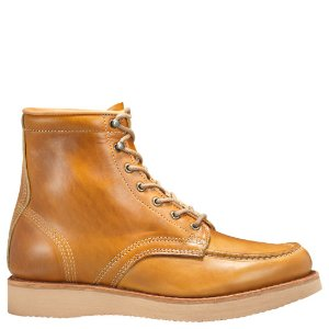 Timberland | Men's American Craft Moc-Toe Boots