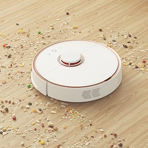 Amazon.com: Roborock S5 Robotic Vacuum and Mop Cleaner, 2000Pa Super Power Suction &Wi-Fi Connectivity and Smart Navigating Robot Vacuum with 5200mAh Battery Capacity for Pet Hair, Carpet & Hard Floor: Home & Kitchen