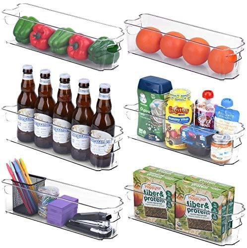 Toplife 实用冰箱收纳盒6件套 小尺寸