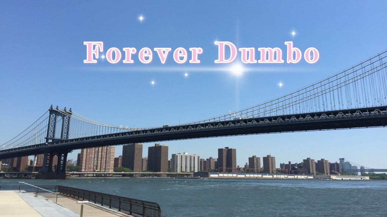 春日打卡Dumbo区
