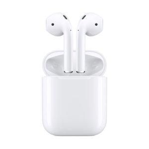 Apple AirPods 2代 有线/无线充电盒版