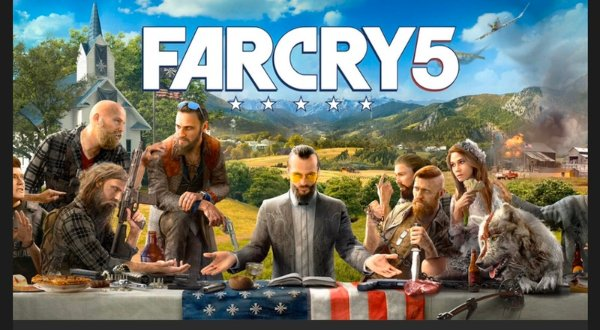 Far Cry 5   (極地戰嚎5) PC Uplay 遊戲