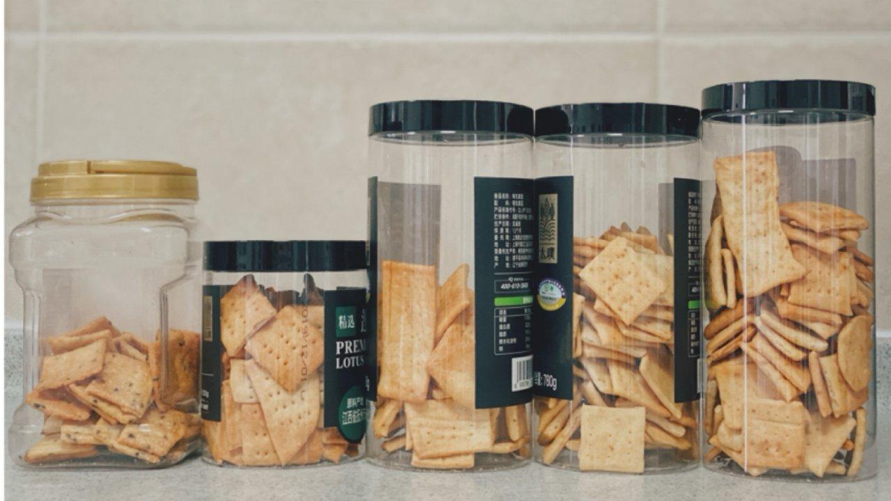 废弃酵种养胃苏打饼干|不同含油量总结