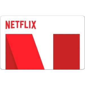 $60Netflix - $60 Netflix Gift Card + $10 Best Buy Gift Card