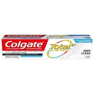 2 for $4 + 4000 pointsColgate Advanced Deep Clean Toothpaste