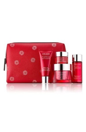 Estée Lauder Nutritious Super-Pomegranate Day Detox & Glow Set (Nordstrom Exclusive) ($125 Value) | Nordstrom