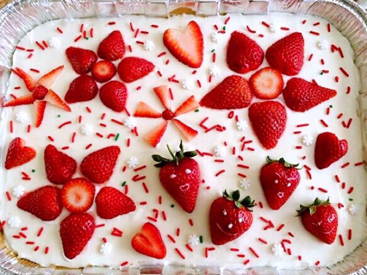 不会裱花?糊不平奶油?也能给蛋糕凹造型