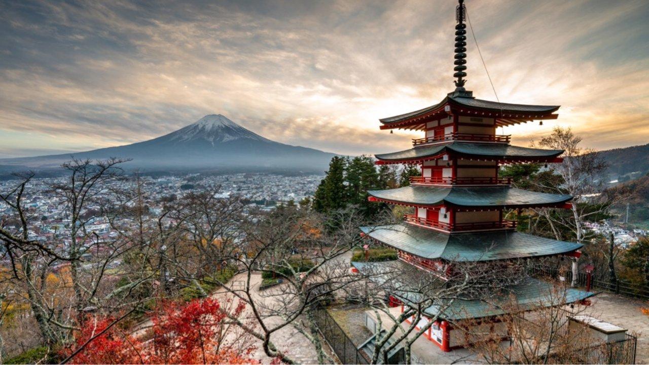 【日本🇯🇵游记】湾区出发8天7夜 | 东京+富士山+箱根