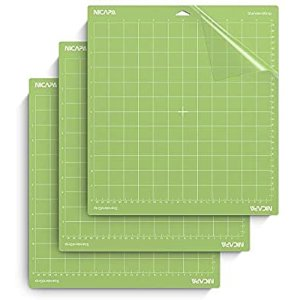Nicapa StandardGrip 切割垫 (12x12 inch,3件)