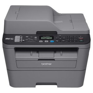 $99Brother MFC-L2685DW 无线多功能一体式打印机 翻新