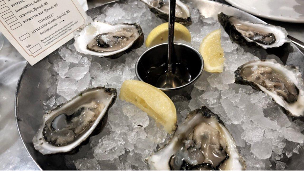 波士顿哪里可以同时吃意大利餐和海鲜?IL PESCE Eataly 推荐给你❤️