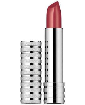 Clinique Long Last Lipstick, 0.14 oz. - Makeup - Beauty - Macy's