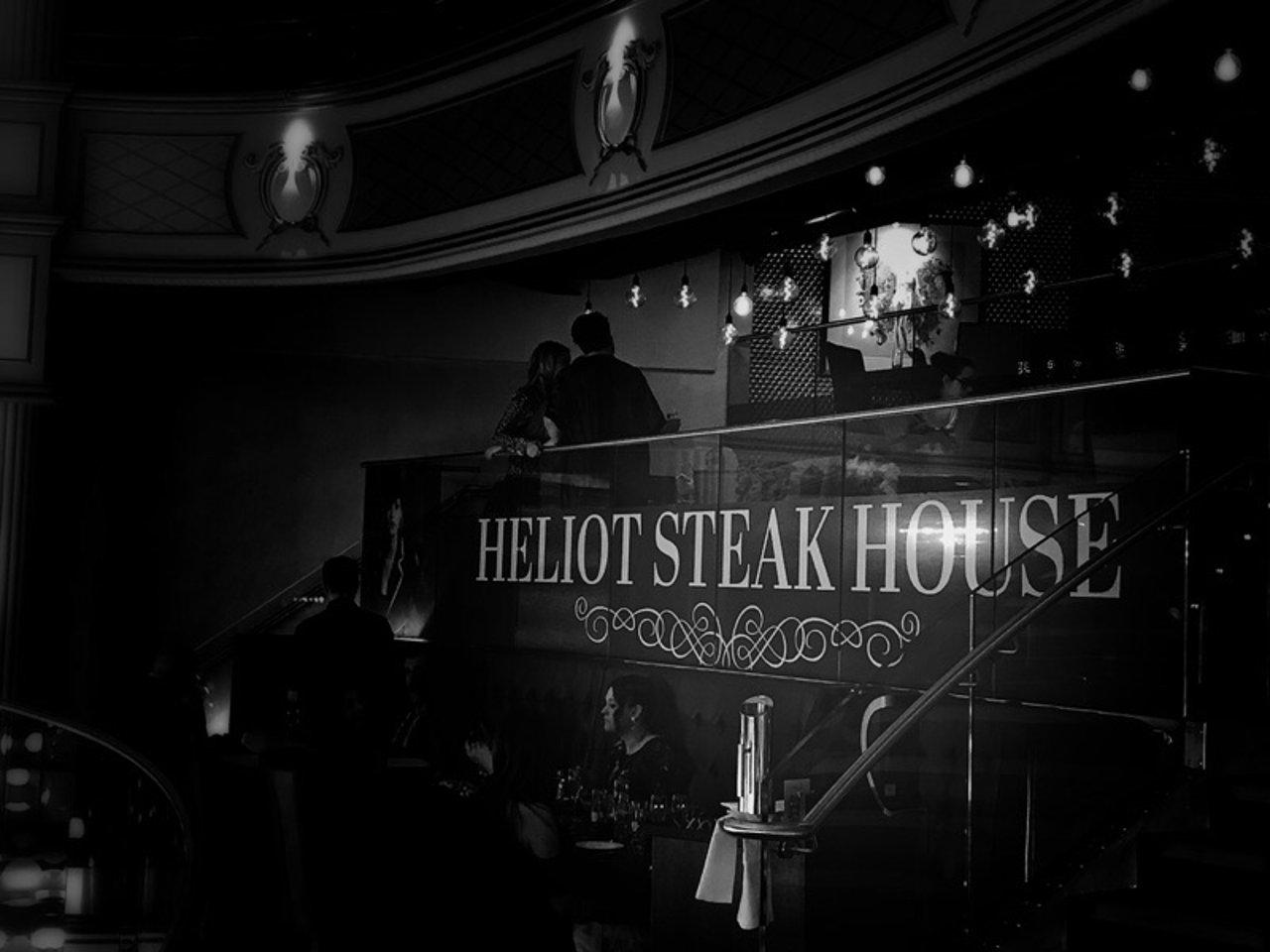 伦敦美食探店|赌场里的饕餮盛宴