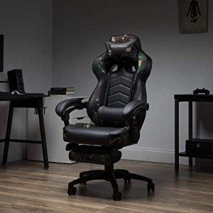 $187.99RESPAWN RSP-110-FST 带脚凳的可躺电竞椅
