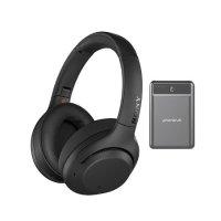 Sony WH-XB900N 重低音降噪耳机 + 便携充电宝