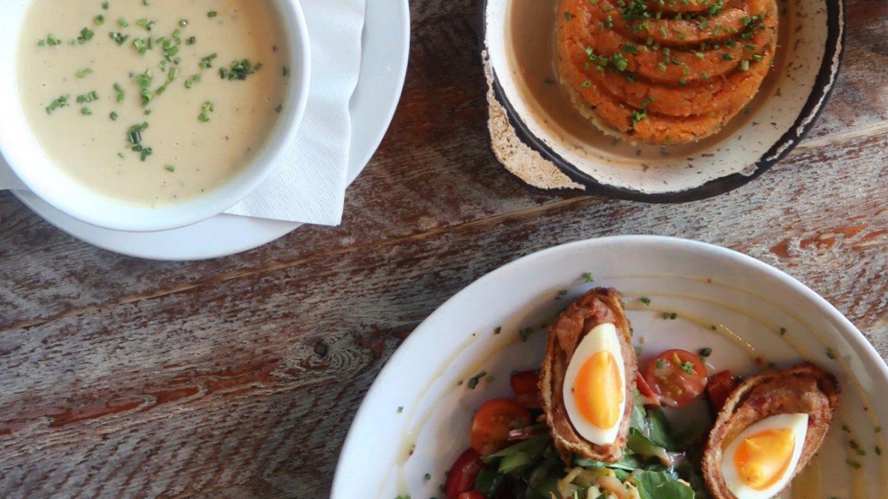 爱丁堡美食大赏|5家餐厅的体验合集