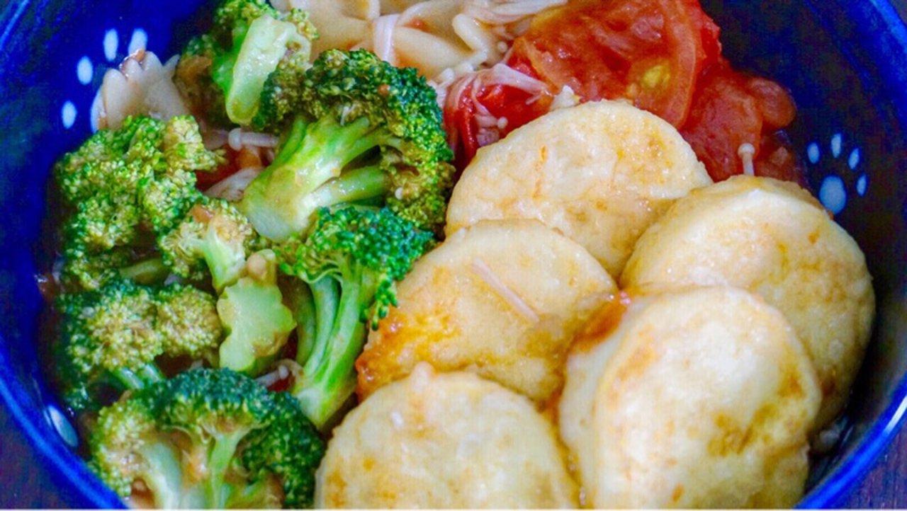 【💯神仙减肥食谱 | 番茄日本豆腐意粉 | 连吃一周都不腻还减肥!!】