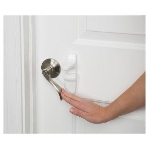 Safety 1st OutSmart Lever Lock With Decoy Button - White : Target