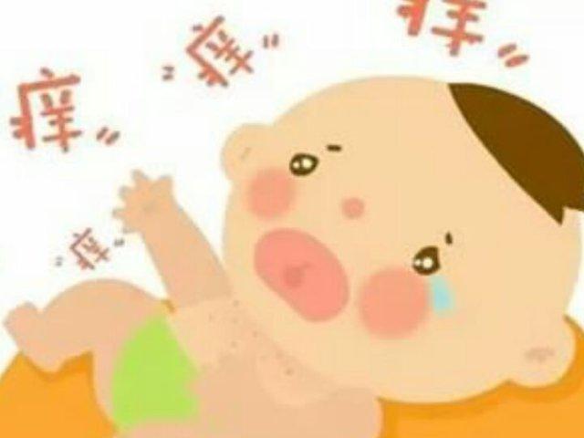 对付宝宝湿疹要耐心