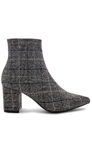 RAYE As If Bootie in Plaid | REVOLVE
