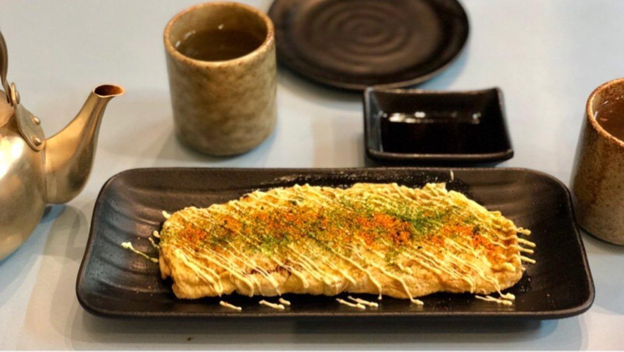 伦敦探店 | Okan Okonomiyaki