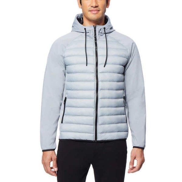 男士保暖外套 3色可选