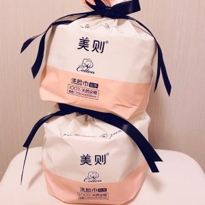 $10.64(原价$13.3)Amazon美则Honeymate全棉洗脸巾8折热卖