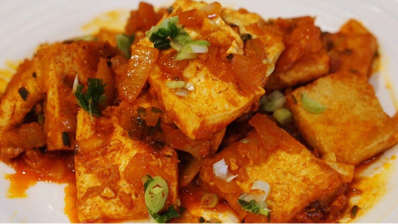 自制韩式辣炒豆腐dubu-jorim,超级下饭(内含实拍步骤图)