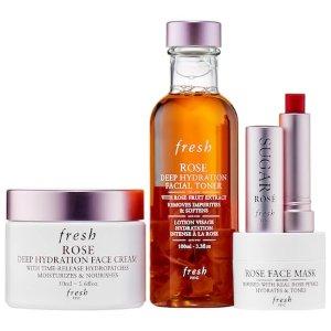 A Rosy Outlook - Fresh   Sephora