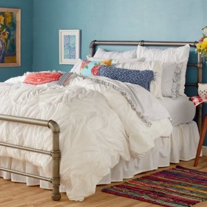 $23.02The Pioneer Woman Ruched Chevron Comforter